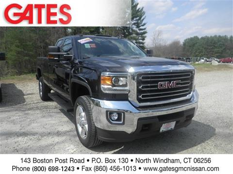 2018 GMC Sierra 2500HD for sale in North Windham, CT