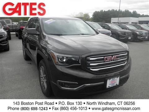 2017 GMC Acadia for sale in North Windham CT