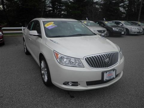 2013 Buick LaCrosse for sale in North Windham CT
