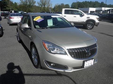 2015 Buick Regal for sale in North Windham CT