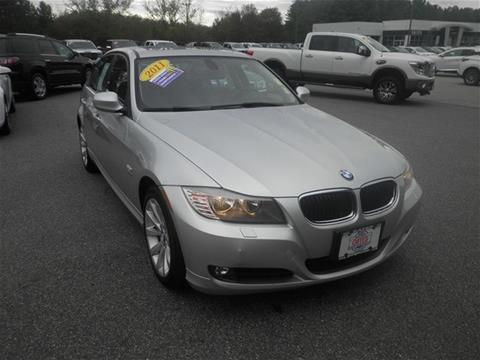 2011 BMW 3 Series for sale in North Windham CT