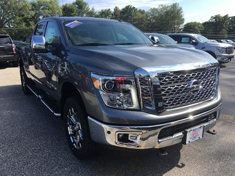 2017 Nissan Titan XD for sale in North Windham CT