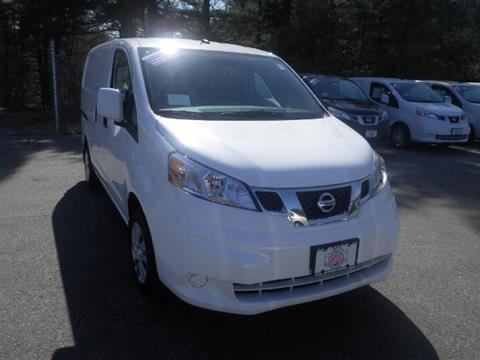 2017 Nissan NV200 for sale in North Windham CT