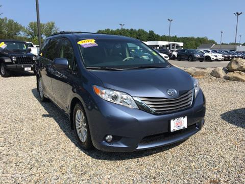 2013 Toyota Sienna for sale in North Windham CT
