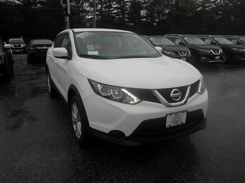 2017 Nissan Rogue Sport for sale in North Windham, CT