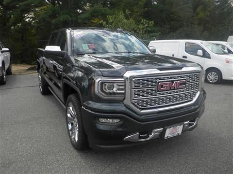 2018 GMC Sierra 1500 for sale in North Windham CT