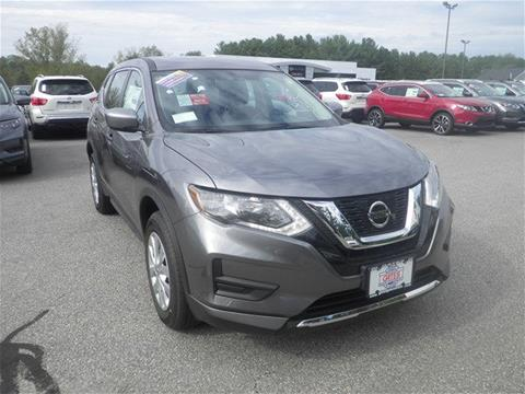 2017 Nissan Rogue for sale in North Windham, CT
