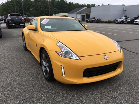 2017 Nissan 370Z for sale in North Windham CT