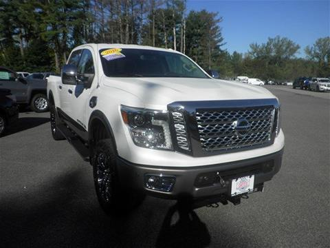 2016 Nissan Titan XD for sale in North Windham CT