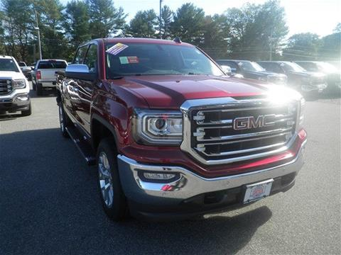 2018 GMC Sierra 1500 for sale in North Windham, CT