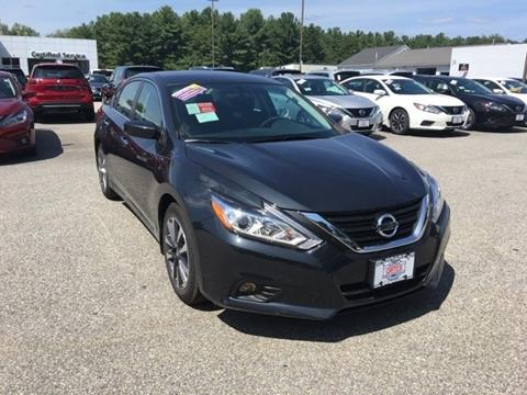 2017 Nissan Altima for sale in North Windham CT