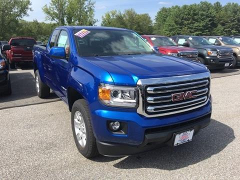 2018 GMC Canyon for sale in North Windham CT