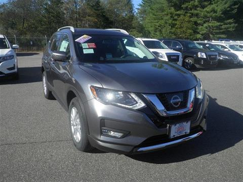 2017 Nissan Rogue for sale in North Windham CT