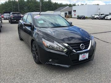 2017 Nissan Altima for sale in North Windham, CT