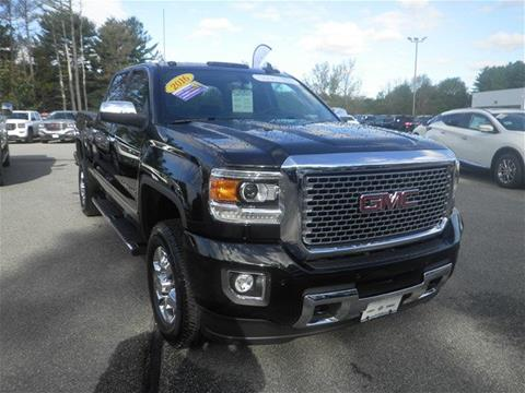 2016 GMC Sierra 2500HD for sale in North Windham CT