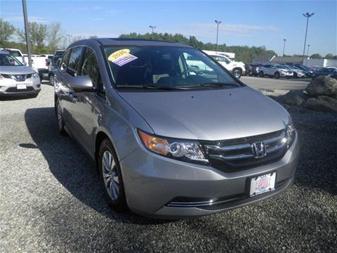 2016 Honda Odyssey For Sale Carsforsale Com