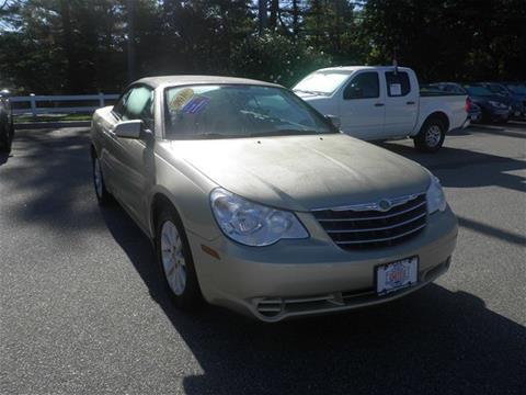 2010 Chrysler Sebring for sale in North Windham CT