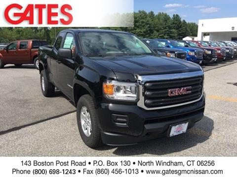 2018 GMC Canyon for sale in North Windham, CT
