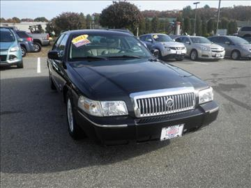 2012 Mercury Grand Marquis