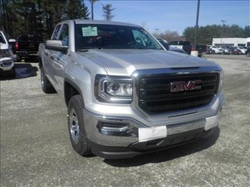 2017 GMC Sierra 1500 for sale in North Windham, CT