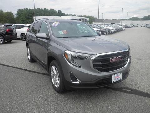 2018 GMC Terrain for sale in North Windham CT