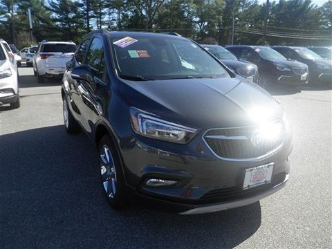 2018 Buick Encore for sale in North Windham CT