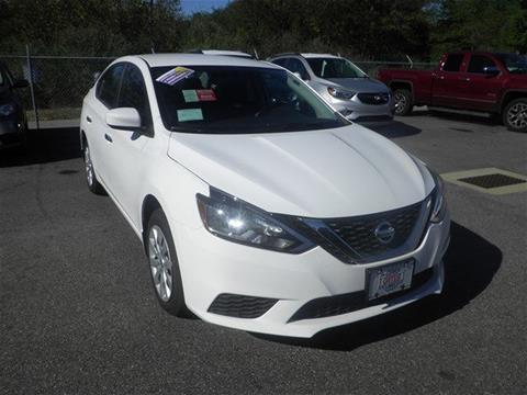 2017 Nissan Sentra for sale in North Windham CT