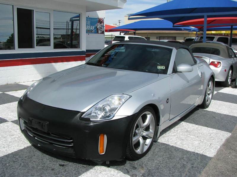 2007 nissan 350z for sale in indianapolis in. Black Bedroom Furniture Sets. Home Design Ideas