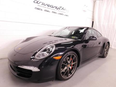 2014 Porsche 911 for sale in Huntingdon Vly, PA