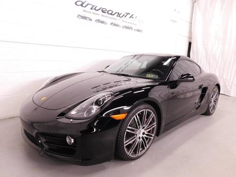 2015 Porsche Cayman for sale in Huntingdon Vly, PA