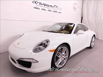2013 Porsche 911 for sale in Huntingdon Vly, PA