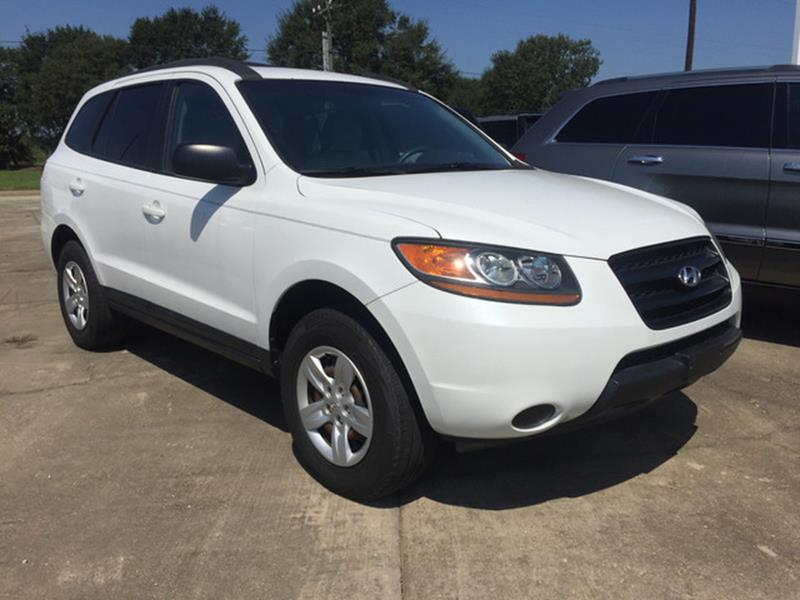 2009 hyundai santa fe gls 4dr suv in lafayette la. Black Bedroom Furniture Sets. Home Design Ideas