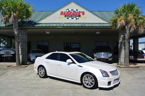2012 Cadillac CTS-V for sale in Lafayette, LA