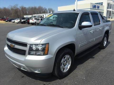 2010 Chevrolet Avalanche For Sale Huron Sd