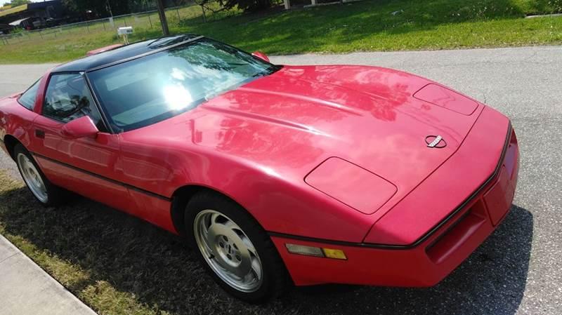 1989 Chevrolet Corvette 2dr Hatchback - Tampa FL