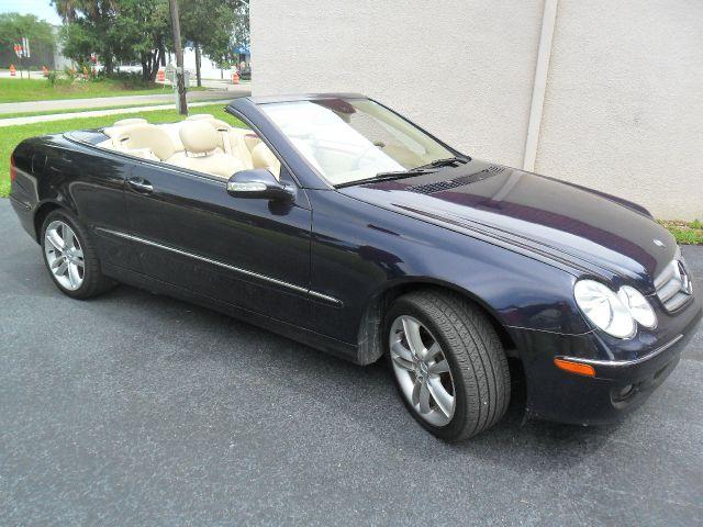 2007 Mercedes-Benz CLK-Class