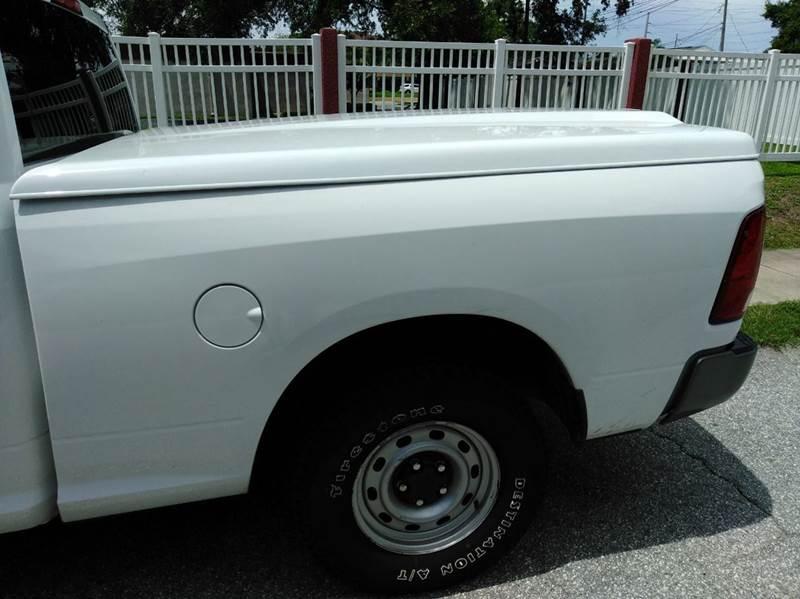 2011 RAM Ram Pickup 1500 4x4 SLT 4dr Quad Cab 6.3 ft. SB Pickup - Tampa FL