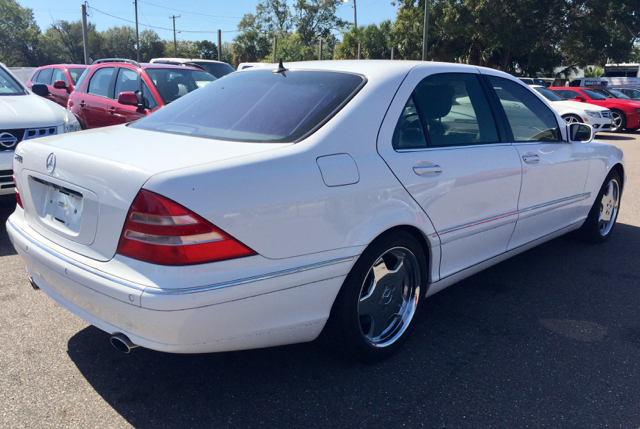 2001 Mercedes-Benz S-Class S 600 4dr Sedan - Tampa FL