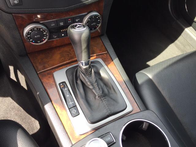 2008 Mercedes-Benz C-Class C300 Luxury 4dr Sedan - Tampa FL