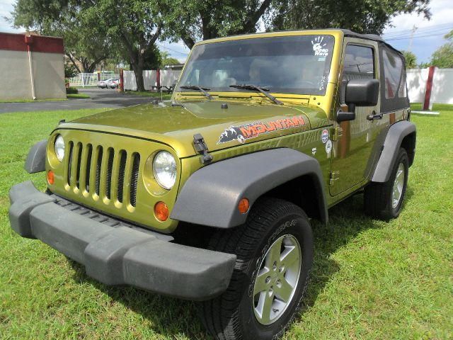 2007 Jeep Wrangler for sale in TAMPA FL