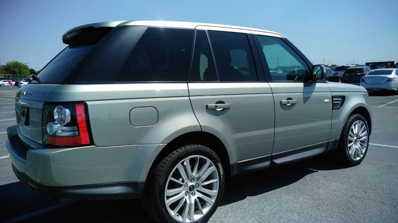 2012 Land Rover Range Rover Sport 4x4 HSE LUX 4dr SUV - Tampa FL