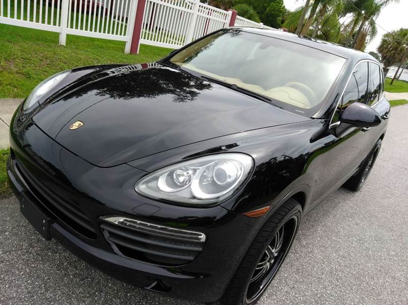 2011 Porsche Cayenne S AWD 4dr SUV - Tampa FL
