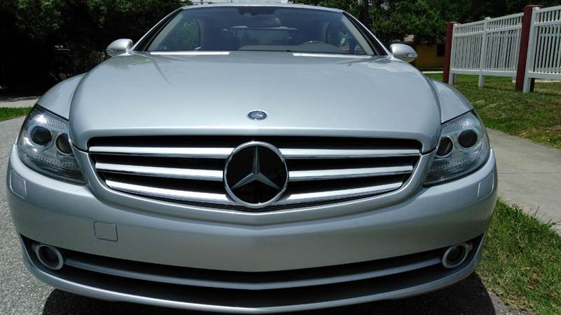 2009 Mercedes-Benz CL-Class AWD CL 550 4MATIC 2dr Coupe - Tampa FL