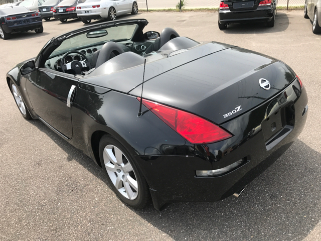2005 Nissan 350Z Grand Touring 2dr Roadster - Tampa FL