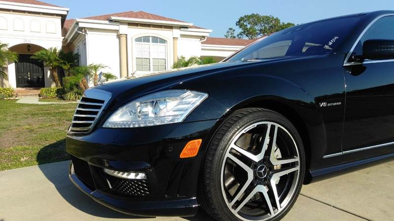 2012 Mercedes-Benz S-Class S 63 AMG 4dr Sedan - Tampa FL