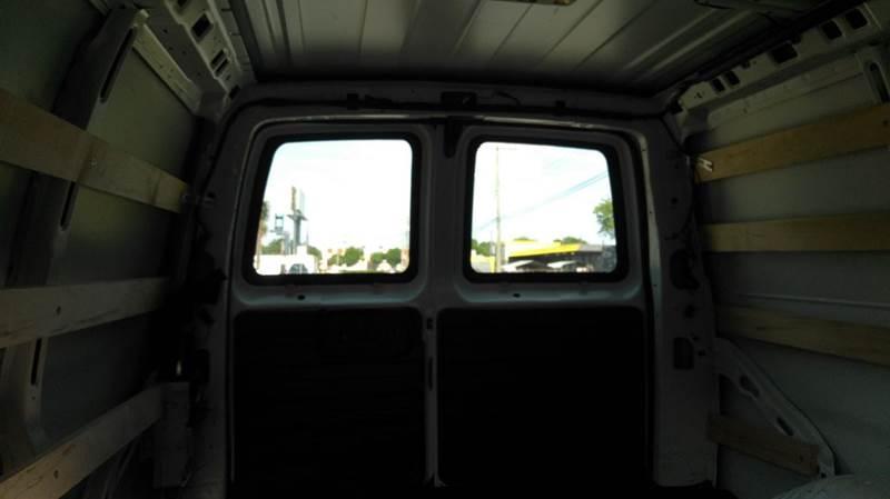 2016 GMC Savana Cargo 2500 3dr Cargo Van w/1WT - Tampa FL