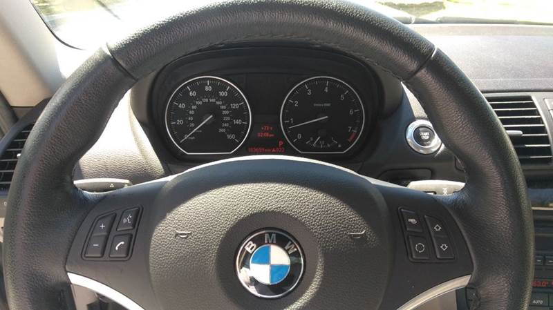 2009 BMW 1 Series 128i 2dr Coupe - Tampa FL
