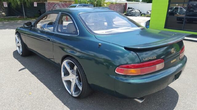 1995 Lexus SC 400 2dr Coupe - Tampa FL