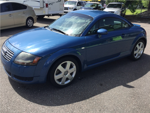 Used audi tt for sale tampa fl 12