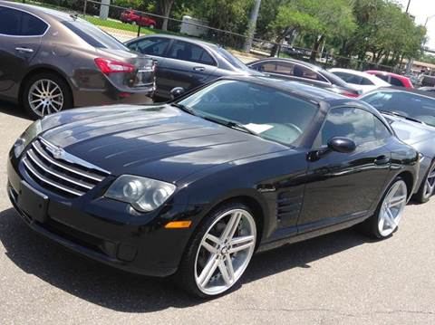 2006 Chrysler Crossfire for sale in Tampa, FL